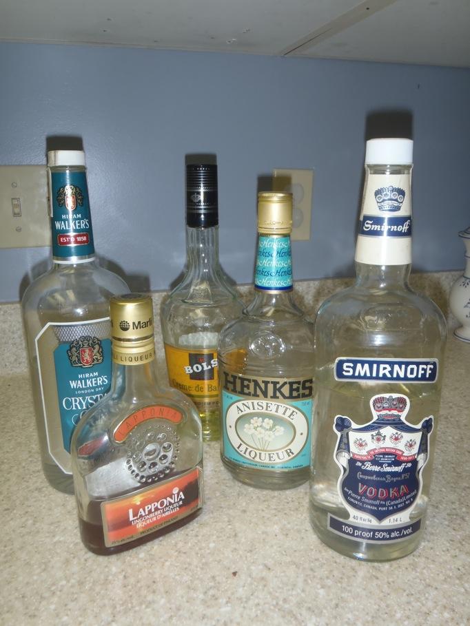 Thursday Night Loaded Raiding Dad S Liquor Cabinet Like
