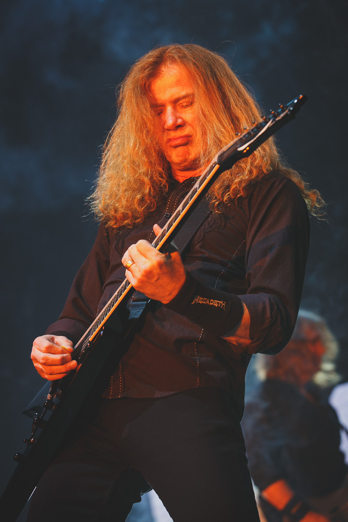 Megadeth/Suicidal Tendencies/Children of Bodom/Havok Photos