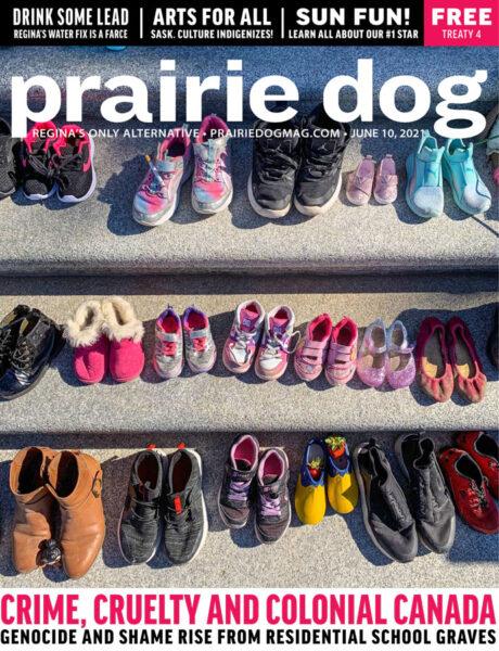 Prairie Dog cover
